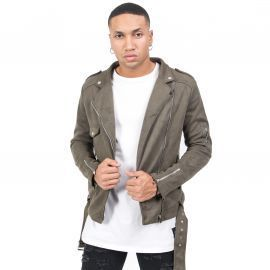 VESTE H M2011 KAKI SIXTH JUNE