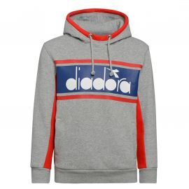Sweat junior diadora ref: 102.173594 gris