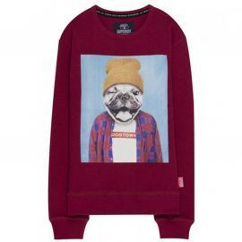SWEAT J ANIMALBO ROUGE