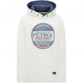 SWEAT J SWH300 BLANC