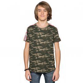 Tee shirt Bando camouflage DEELUXE