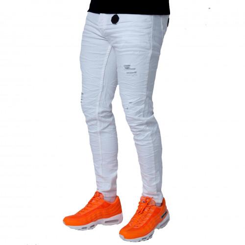 JEAN Projet x blanc T19920
