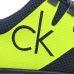 Calvin Klein Jeans - Baskets Murphy - Bleu - SE8525