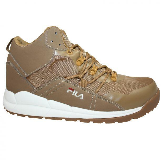 nouvelle chaussure delta camel de la marque fila