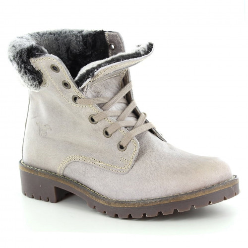 Chaussure MUSTANG ref:2837-605-318 taupe