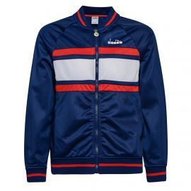 Veste junior ref: 102.173.595 bleu blanc rouge