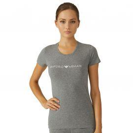Tee shirt armani gris ref:163139