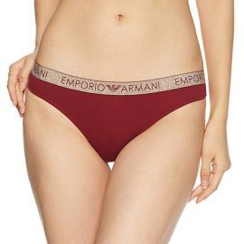 String armani162468 bordeau et or
