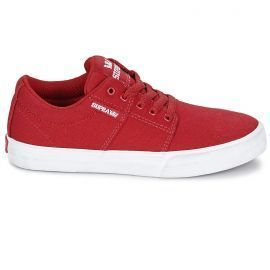 Supra - Baskets - Stacks Vulc 2 - Rouge 258194-602M