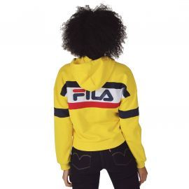 SWEAT F 687079 JAUNE