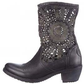 Chaussure femme RAK KNI 50, NOIR