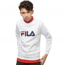 SWEAT J 687195 BLANC FILA