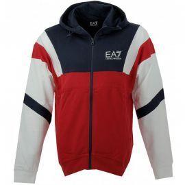 Veste Armani rouge bleu et blanc 3GPM42