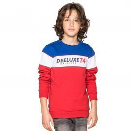 SWEAT J DRIBBLE ROUGE/BLANC/BL