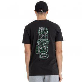 Tee-shirt homme BOSTON CELTICS Neon