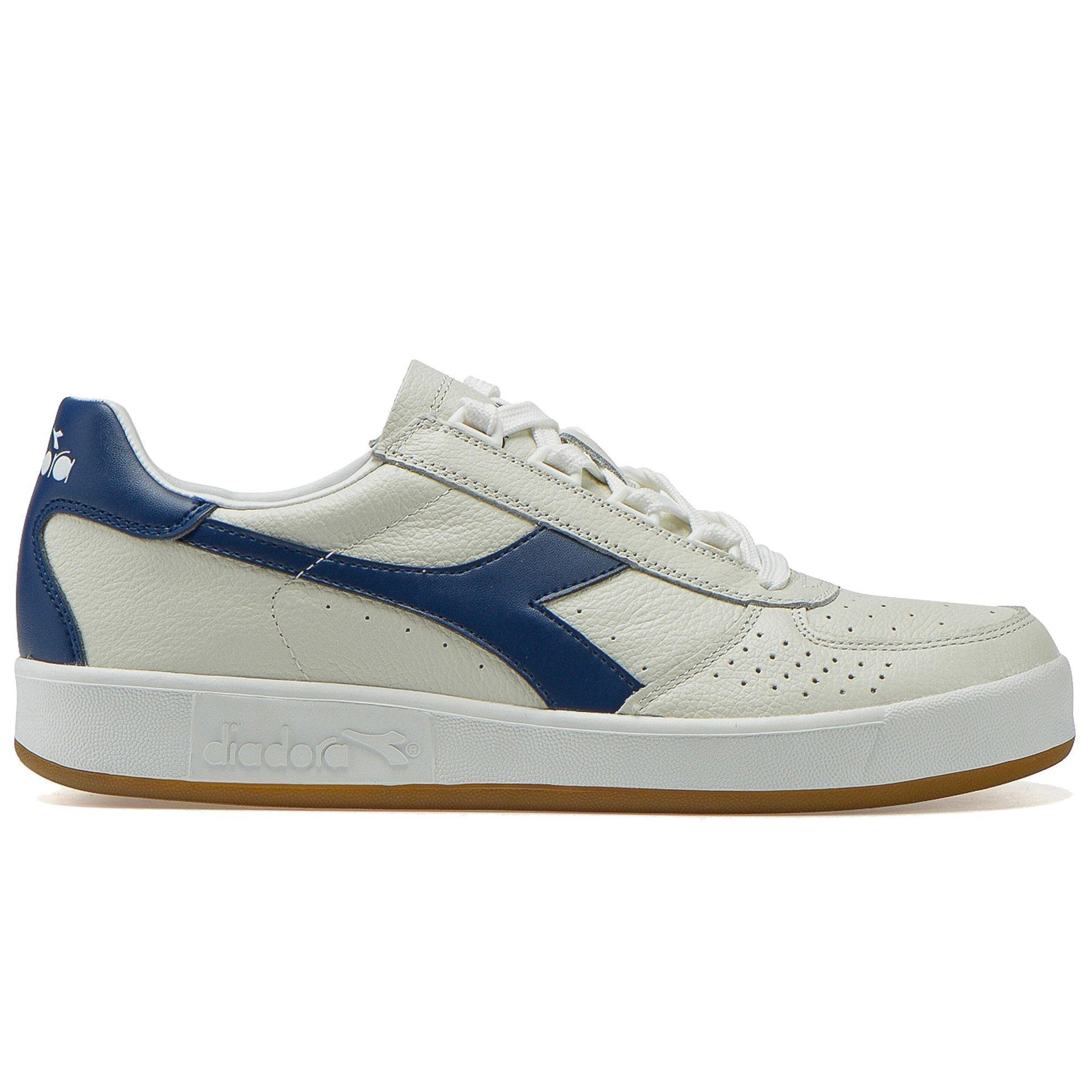 Nouvelle basket diadora blanche et bleu 1010655.25y