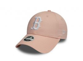 Casquette Femme boston rose clair new era