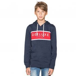 SWEAT J FIVE BLEU:ROU DEELUXE