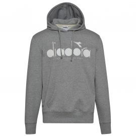 SWEAT H 502173623 GRIS DIADO