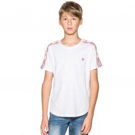 Tee shirt Bando blanc DEELUXE