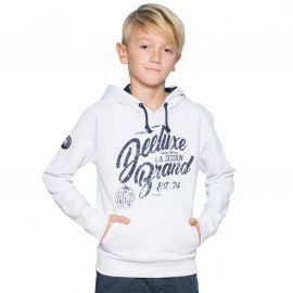 SWEAT DEELUXE JUNIOR MORELEY BLANC