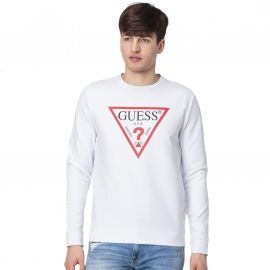 Sweat Guess crewneck M84q08 guess