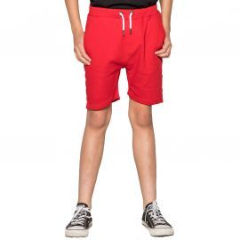 SHORT DEELUXE JUNIOR PUFF ROUGE