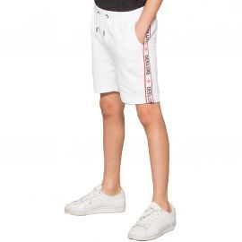 SHORT DEELUXE JUNIOR PUFF BLANC