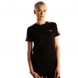 T shirt femme 687215 NOIR FILA