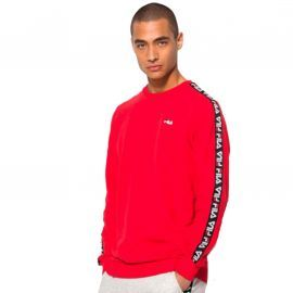 SWEAT 682363 ROUGE FILA