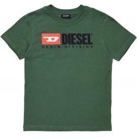 Tee shirt DIESEL vert TJUSTDIVISION