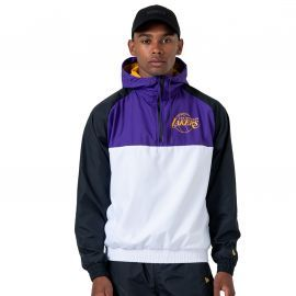 SWEAT H 12033458 LAKERS VIOLET