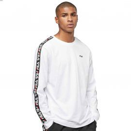 SWEAT 682363 BLANC FILA