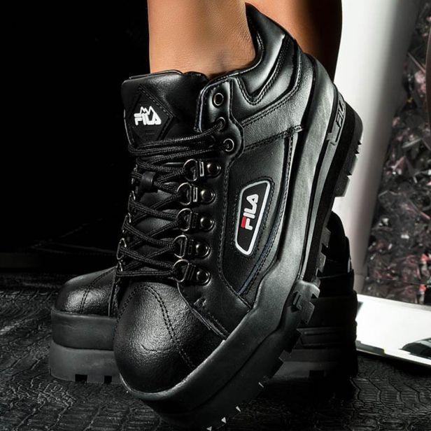 Fila CH F TRAILBLAZERWEDGE 5HM00524: : Chaussures