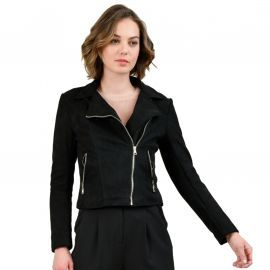 VESTE F HA010A19 NOIR MOLLY