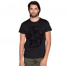 Tee shirt Mayson noir Deeluxe