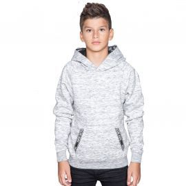 SWEAT J PAPEL W9501 GRIS DEELU