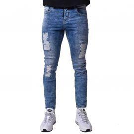 Jean PROJECT X bleu T19935