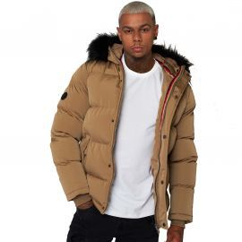 Parka projectx paris camel 88185508