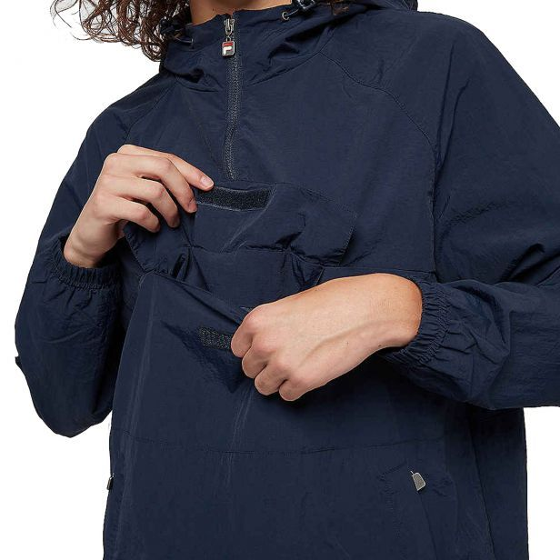 Nouvelle veste enfilable bleu marine fila 687276 ladislaus