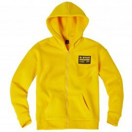 SWEAT J SP17006 JAUNE
