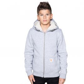 Sweat Sherpa DEELUXE junior CHILLING GRIS