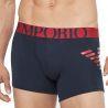 Boxer Armani bleu et rouge 111776