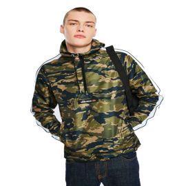 Veste en-filable homme ELLESSE SHC05238 camouflage