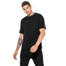Tee shirt FILA TAMOTSU noir