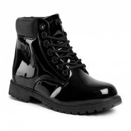 Boot FILA Maverick MID noir brillant