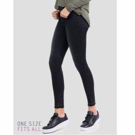 Jean femme one size noir
