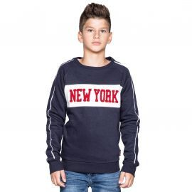 Sweat DEELUXE junior manattan bleu marine