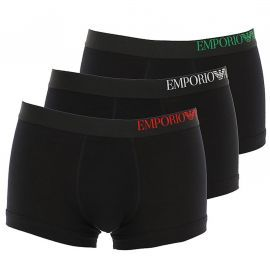 boxer emporio armani noir