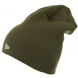 Bonnet homme New era Tombant kaki